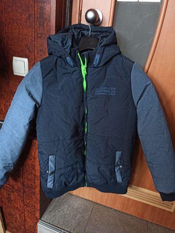 Куртка на мальчика рост 152-164