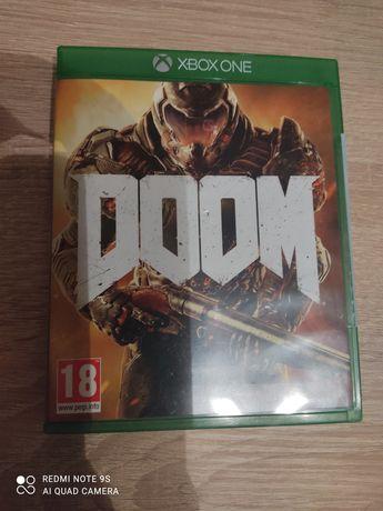 Gra Xbox one doom pl