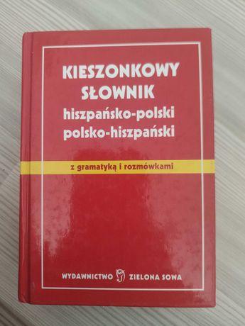Kieszonkowy słownik hiszpansko-polski/polsko-hiszpanski