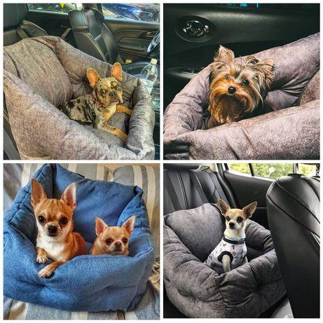 Автокресла для собак