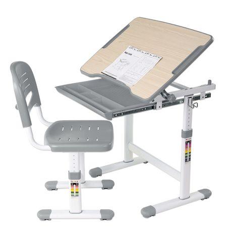 Regulowane biurko