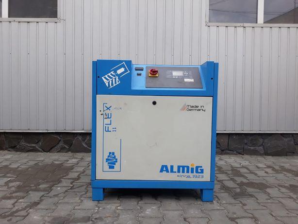 Kompresor sprężarka ALMIG FLEX 11 1870 L/M 11 KW 2010r FALOWNIK