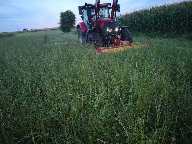 Sianokiszonka z łąk sianych - certyfikat ekologiczny