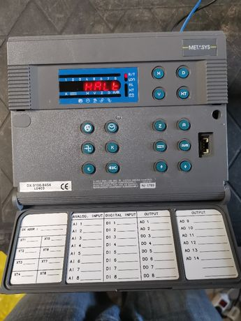 Sterownik Johnson Controls DX-9100 ver. 2 z podstawka; N2Bus