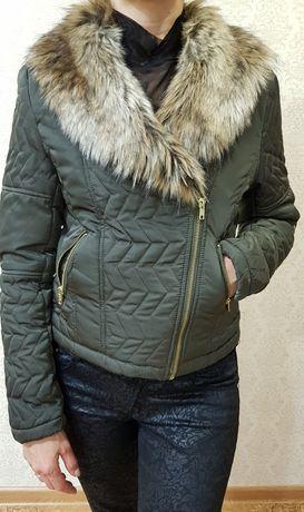 Куртка стеганая new look