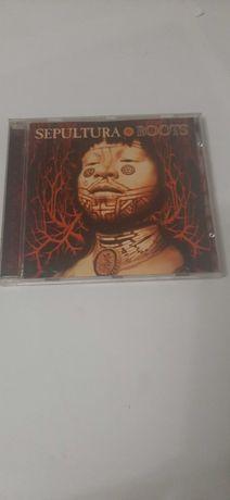 Sepultura roots plyta CD