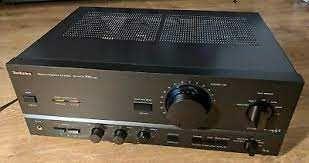 Amplificador TECHNICS SU-V670 PSX