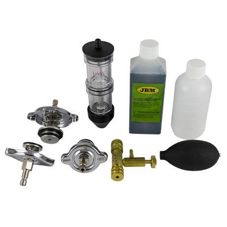 Kit Teste Detector de Fugas CO2 Juntas da Cabeça