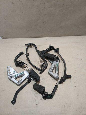 Подножки для BMW F650