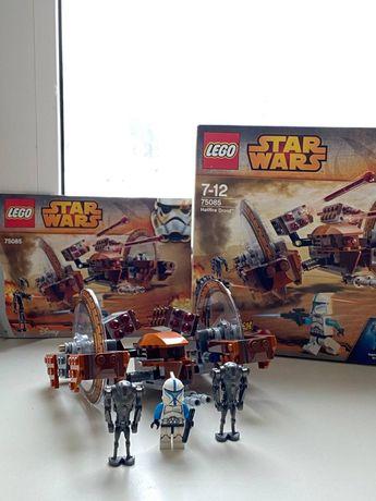 Lego Star Wars 75085 (минифигурка Clone Trooper Lieutenant, Клон лейте