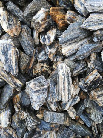 Kamień ogrodowy ozdobny Kora kamienna Grys granitowy