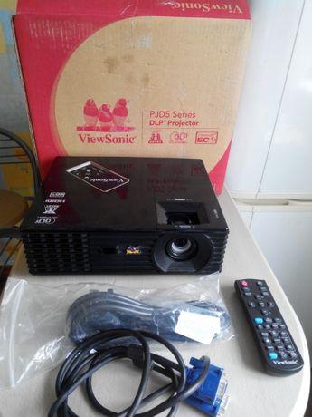 Продам 3D проектор ViewSonic PJD5134 в отличном рабочем состоянии