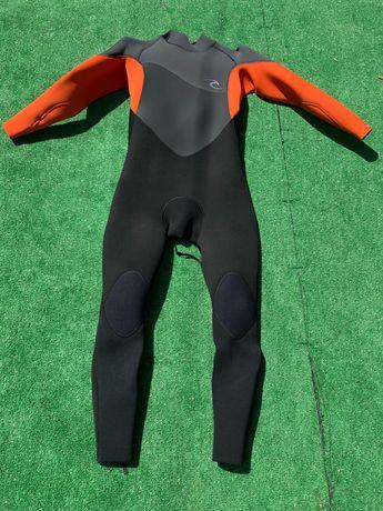 Fato de Surf Omega 4/3 Back Zip (Ripcurl)