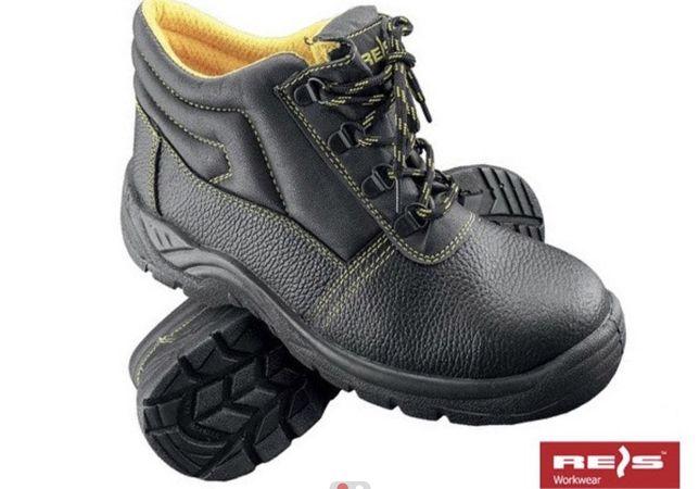 Робоче взуття Reis може бути із ПДВ
