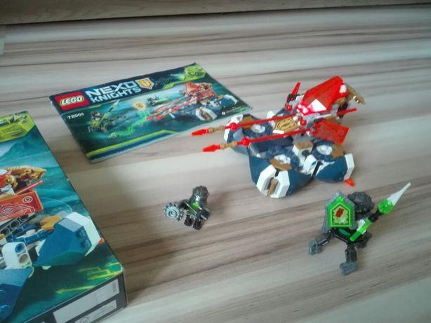 Lego Nexo Knights 72001 Idealne