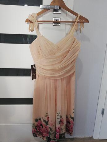 Nowa sukienka okazjonalna