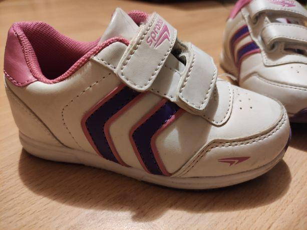 Buty dla dziewczynki rozmiar 25