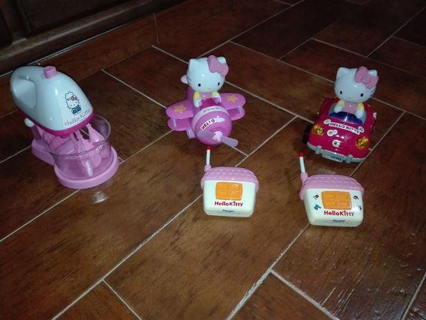 Hello Kitty Diversos Brinquedos c/ Portes Incluidos