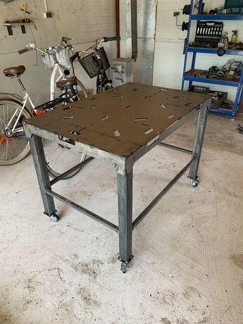Stół spawalniczy, ślusarski, stół warsztatowy