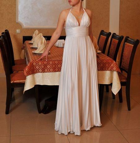 шикарное платье DOMINISS свадебное/выпускное р-р 42-44-46