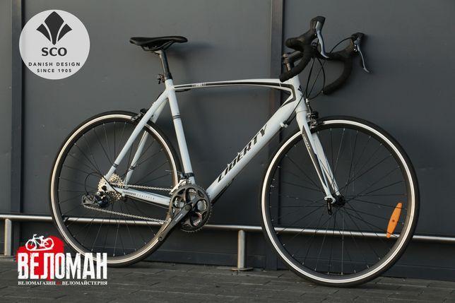 Шосейний велосипед SCO Liberty 2020. Trek Scott Canyon Cube