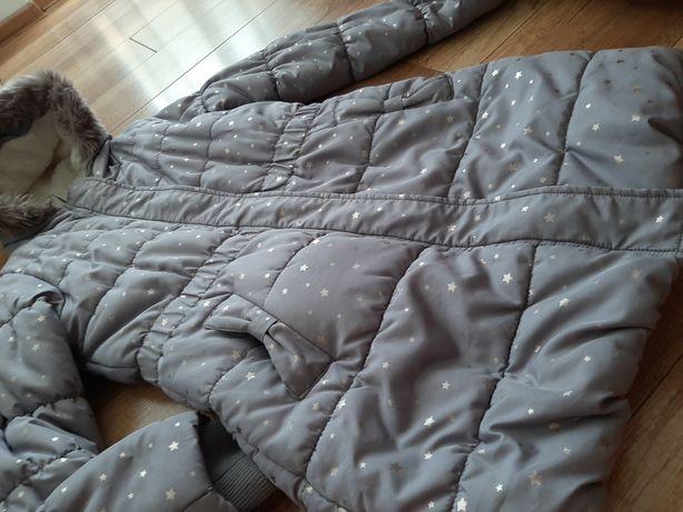 Płaszcz zimowy cool Club r.158