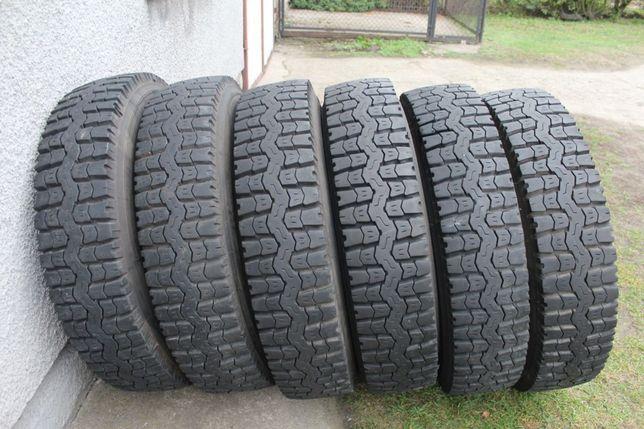 6x Pirelli TH25 10R22,5 10 R 22,5 10R22.5 14 mm