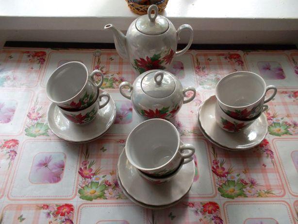 Чайные сервизы на 6 персон