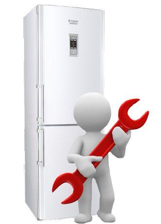 Холодильники бу ремонт продажа, все виды поломок