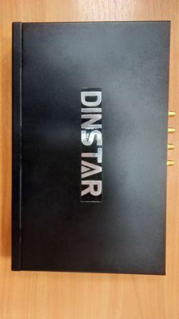 GSM шлюз dinstar DWG2000E-4G Динстар
