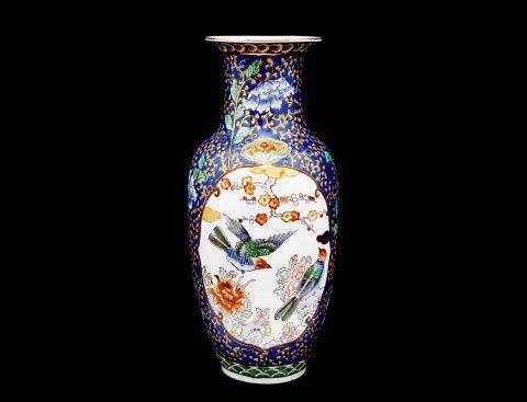 Pote em porcelana Chinesa