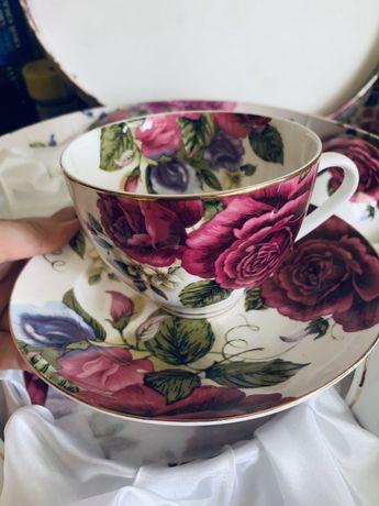 Подарочный чайный набор в красивой коробке