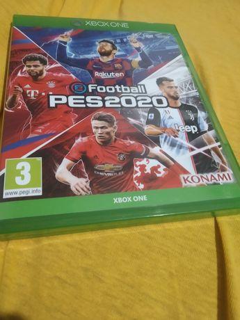 Gra PES2020 na Xbox one s