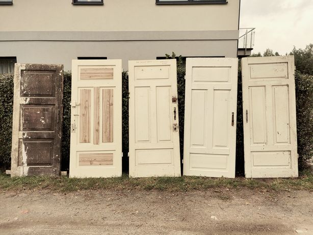 Drzwi kamieniczne! Drewniane drzwi wewnętrzne!