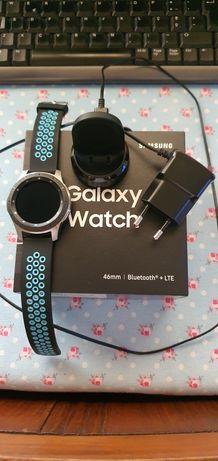 Samsung Galaxy Watch Silver Lte