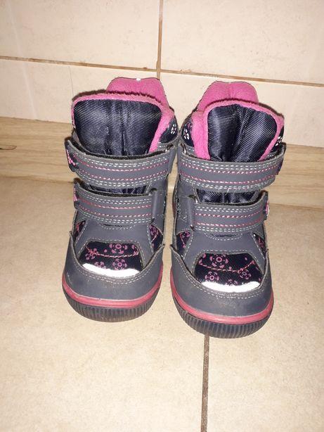 Зимние ботинки для девочки термо Tom.M