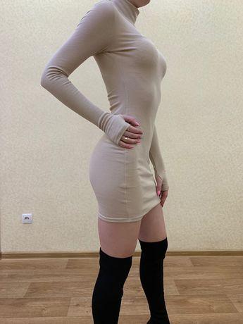 Платье-чулок
