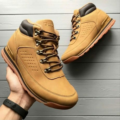 Мужские зимние кроссовки nike 43 44 45 сапоги adidas ботинки на меху