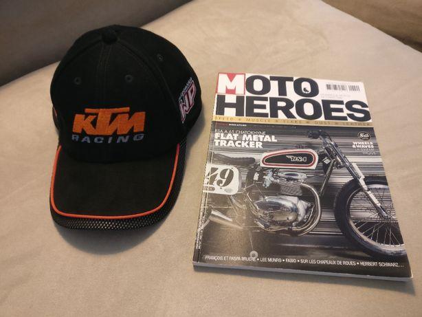 Boné KTM Racing edição especial