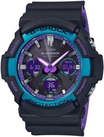Часы Casio G-Shock GAW-100BL-1A! NEW! 100% ОРИГИНАЛ! Гарантия 2 года!