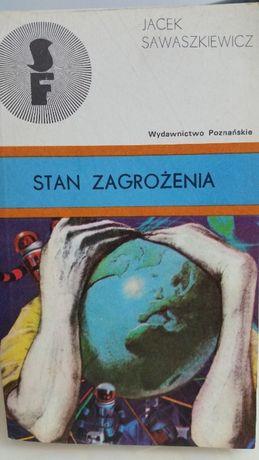 """""""Stan zagrożenia"""" Jacek Sawaszkiewicz"""