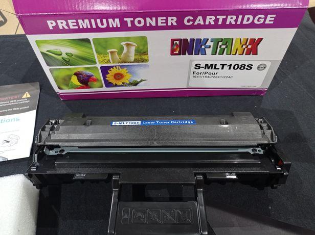 2 toners para impressora Samsung ML 1641/1640/2241/2240