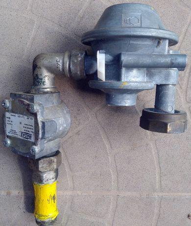 Редуктор газовий Francel В6, Рвх до 6 бар, з фільтром і патрубком