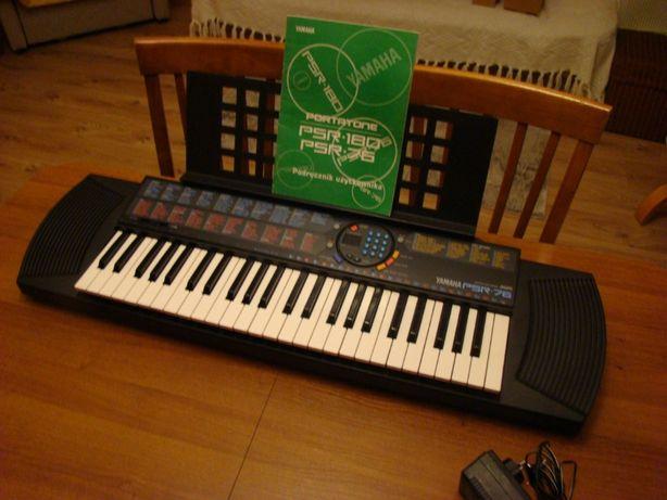 instrument muzyczny YAMAHA psr-76
