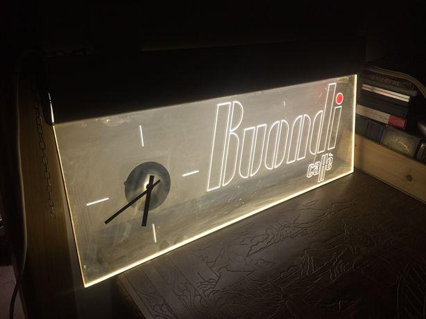 Placard Luminoso Café Buondi