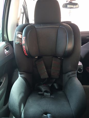 Cadeira Auto Isofix 0 +1 Be Cool
