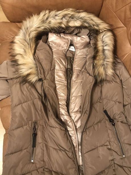 Зимняя курточка пуховик Calvin Klein р-р ХЛ
