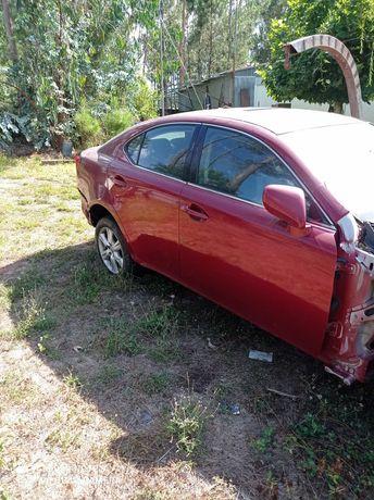 Lexus IS220 ano 2007