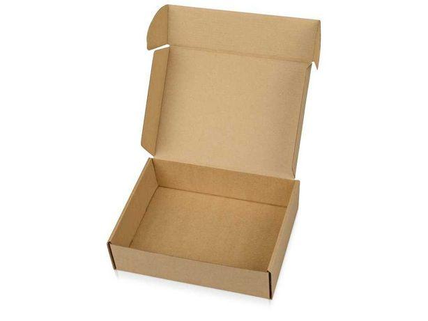 Коробка 0,5 кг, плоская самосборная, тип Новой Почты, микрогофра, Т22Е