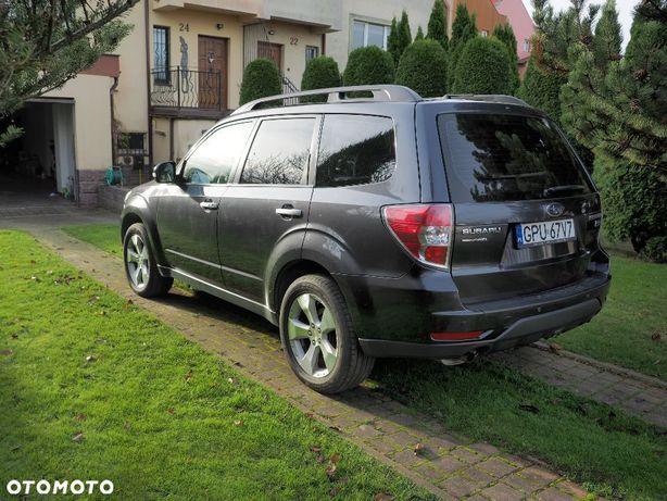 Subaru Forester Subaru Forester 2,0 D z polskiej sieci dilerskiej